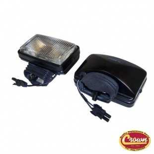 Crown Automotive crown-55054739K Iluminacion y Espejos