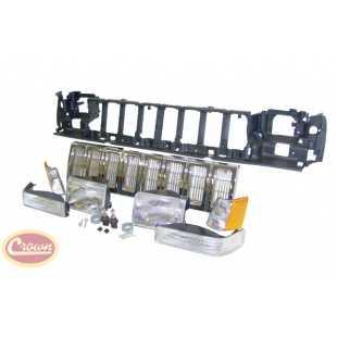 Crown Automotive crown-55054886K Piezas Interiores