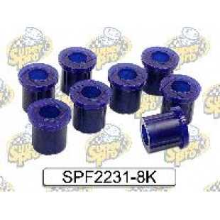 Silentblock poliuretano SuperPro SPF2231-8K